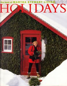 BEST OF MARTHA STEWART LIVING HOLIDAYS