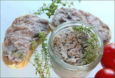 Leberwurst selber machen im Glas oder im Darm (ca. 12 Monate haltbar)