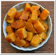 Easy Vegetables: Roasted Butternut Squash | Recipes