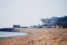 Kingsdown, Kent, English Channel - pete holbrook