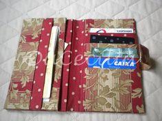 Cartonagem - detalhe carteira