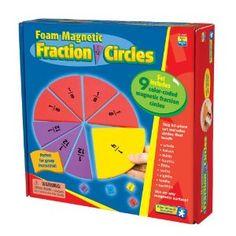 Foam Magnetic Fraction Circles