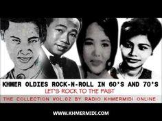 លោក ជុំ កែម - Chum Kem (The First Cambodian Twister) - YouTube