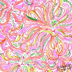 You'd be LION if you said you didn't like this print. #Lilly5x5