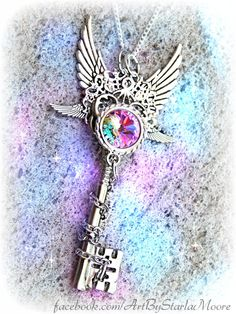 Hey, I found this really awesome Etsy listing at https://www.etsy.com/listing/191243747/vitrail-light-crystal-fantasy-key