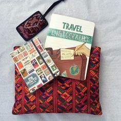 Who's traveling this weekend? This fall? This year? Write down every adventure and store all your must haves in our large Chi Chi Clutch. Guatemalan Textiles, Travel List, Traveling, Chi Chi, Writing, Adventure, Fall, Gifts, Store