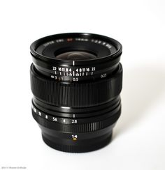 Day 73: The Fujinon 14mm lens