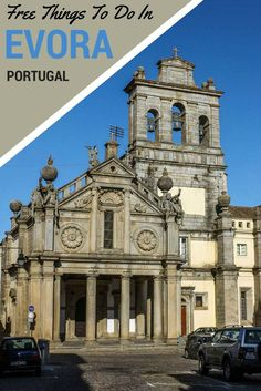 A photo list of 30 free or nearly free things to do in Evora Portugal including a chapel built from the bones and skull of 5000 humans. via @Rhondaalbom