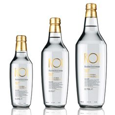 ROI was founded in 1647 and took inspiration from the water's unique, centuries-old history and the legend of Pegasus. Reinterpreting its classical bottle and naming it in a contemporary manner.