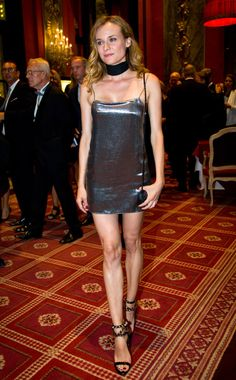 Diane Kruger de Saint Laurent en el Festival de Cine de Venecia | Be trendy my friend