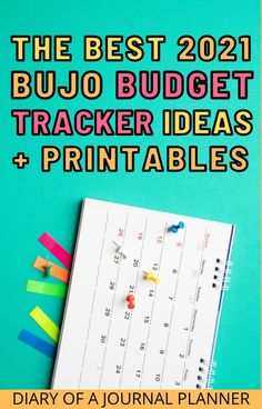 Stay on top of your 2021 finances with our list of the best bullet journal budget and expenses tracker ideas! Plus a free bujo printable tracker! #budgettracker #bulletjournaltrackers #moneyhacks Bullet Journal Tracker, Bullet Journal Hacks, Bullet Journal Printables, Bullet Journal How To Start A, Bullet Journal Mood, Bullet Journal Layout, Bullet Journal Inspiration, Finance Tracker, Expense Tracker