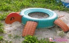 Used from old Tires #Tires #Diy  http://integratire.com/ https://www.facebook.com/integratireandautocentres https://twitter.com/integratire https://www.youtube.com/channel/UCITPbyTpbyNCDeEmFbYFU6Q