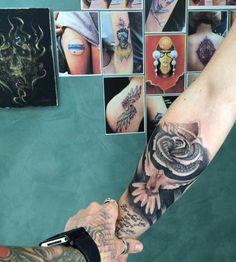 funky tattoo bucuresti tatuaj antebrat tatuaj porumbel trandafil dolar