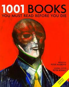 Dispersões: 1001 Books You Must Read Before You Die