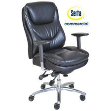 Series 600 Puresoft® High-Back Task Chair