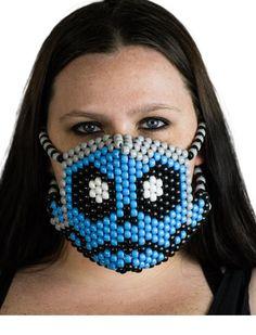 Zomboy Kandi Mask