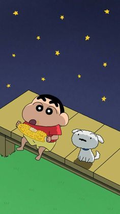 Shinchan and his dog Shiro . Friends Wallpaper Hd, Sinchan Wallpaper, Cute Emoji Wallpaper, Cartoon Wallpaper Iphone, Disney Wallpaper, Wallpaper Awesome, Hd Cute Wallpapers, Doraemon Wallpapers, Crayon Shin Chan