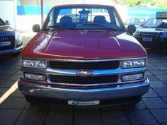 Chevrolet 98/99 Silverado Silverado Conquest - http://www.carrosportoalegre.com/chevrolet-9899-silverado-silverado-conquest/