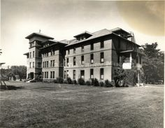 St Joseph Academy, Yakima, Washington--my mother's school