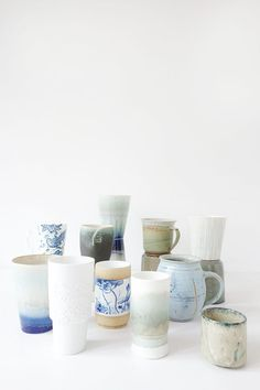 Ceramics  : What do bloggers collect? The February Issue with Gudy @ EclecticTrends