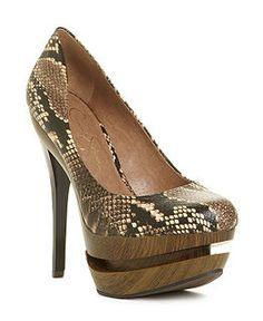 #Pumps, #High Heels, #Platform Heels - Jessica Simpson