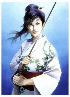 shura-yuki-hime  Ryoichi Ikegami