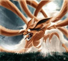•Kurama• ~Nine-Tailed Fox~