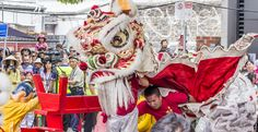 Celebrate the new year with Dragon Dance, bring positive energy . Join  Luna Festival 24 Jan 2016. Promising fun.  #lunafestival2016 #victoriastreet #Asiancookingschool #otaokitchen # melbourne and #thingstodo #Richmond