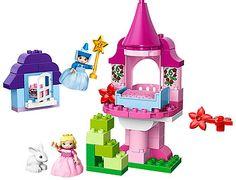 LEGO Disney DUPLO Princess Sleeping Beauty's Fairy Tale (10542)
