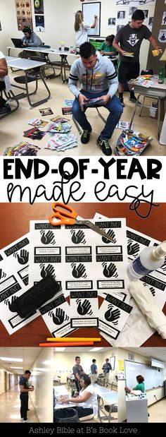 End-of-Year Made Eas