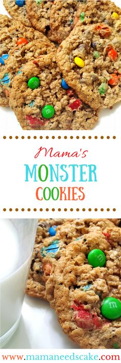 This Monster Cookies recipe has been handed down many generations in my family. It was a favorite in my childhood during the Holidays and now a favorite of my own children as well. This cookie is easy to make and delicious to eat and makes a large batch so you will have plenty to share. …