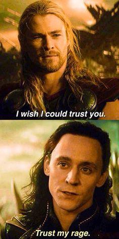 Thor and Loki                                                                                                                                                                                 More