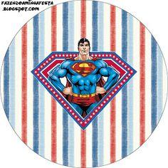 Imprimibles de Superman 2.