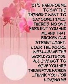 Still one of my all time favorite songs! Love me some bon jovi Cool Lyrics, Music Lyrics, Best Songs, Love Songs, Bon Jovi Always, Never Say Goodbye, Lyric Tattoos, Thank You For Loving Me, Beautiful Lyrics