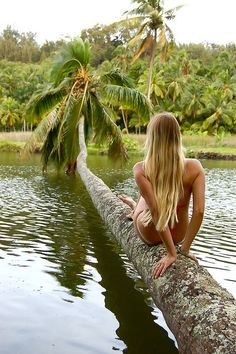 Tropical Island Adventures :: Escape to a Beach Paradise :: Soak in the Sun :: Palms + Ocean Air :: Discover more Island Life Inspiration