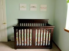 Mustache Gentleman Baby Boy Nursery