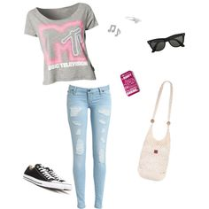 Spring #3/School Outfit