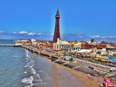 Blackpool, el destino ideal para visitar - http://www.absolutinglaterra.com/blackpool-destino-ideal-visitar/