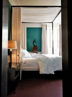 Guest room at J.K. Place Roma in Rome, Italy