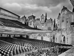 Loew's Theatre, 625 South Fourth Street, Louisville, Jefferson, KY a United Artists Theatre. The first John Eberson atmospheric theatre in the state or region, Loew's Theatre is a lavish and perfectly