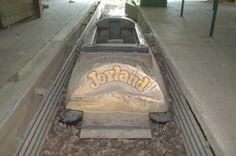 Abandoned log ride. Joyland Amusement Park, opened in 1949, closed in 2006. Wichita, KS
