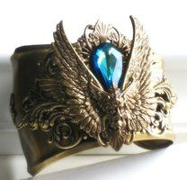 Air Elemental Cuff by *harlequinromantique on deviantART
