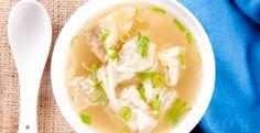Toujours aussi savoureuse...La soupe won ton maison - Recettes - Ma Fourchette