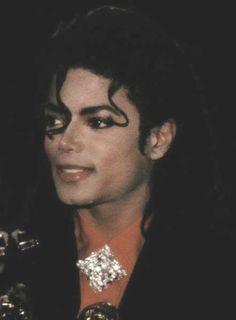 MJ at the Soul Train Awards 1989