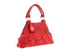 Harveys Seatbelt Bag Stella Large Hobo Red