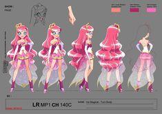 LoliRock Model Sheets - Iris Princess of Ephedia's Model Sheets - Wattpad Character Model Sheet, Character Modeling, Character Design, Cosplay Diy, Cosplay Costumes, Iris Drawing, Les Lolirock, Character Turnaround, Bloom Winx Club