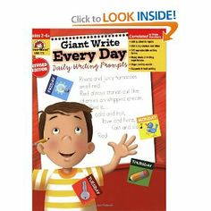Giant Write Every Day: Jo E. Moore: 9781557996046: Amazon.com: Books