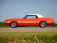 1969 Shelby GT500 Convertible Maintenance/restoration of old/vintage vehicles: the material for new cogs/casters/gears/pads could be cast polyamide which I (Cast polyamide) can produce. My contact: tatjana.alic@windowslive.com