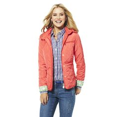 Love this Lightweight Quilted Jacket for $168 on C. Wonder
