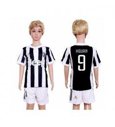 Juventus Gonzalo Higuain 9 Hemmaställ Barn 17-18 Kortärmad Sports, Tops, Fashion, Hs Sports, Moda, Fashion Styles, Sport, Fashion Illustrations